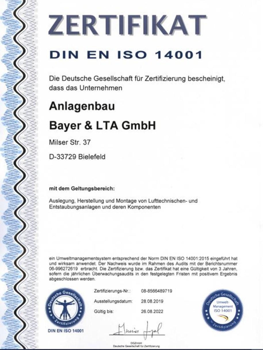Bayer LTA GmbH